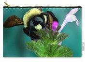 Winging The Wildflowers  Carry-all Pouch