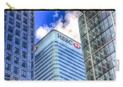 Hsbc Tower London Carry-all Pouch