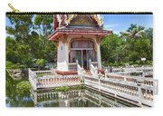 Hua Hin Temple Pond Carry-all Pouch