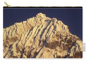 Mt Huandoy Sunrise Cordillera Blanca Carry-all Pouch