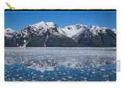 Hubbard Glacier Mountain Reflection Carry-all Pouch