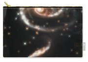 Hubble - Rose Made Of Galaxies Carry-all Pouch