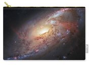 Hubble View Of M 106 Carry-all Pouch by Adam Romanowicz
