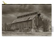 Huber Ferry Barn Osage County Mo Dsc00720 Carry-all Pouch