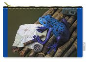 Huckleberry Frog II Carry-all Pouch