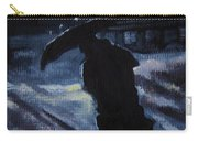 Huddling Through The Storm Carry-all Pouch