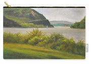 Hudson River At Cold Spring Carry-all Pouch