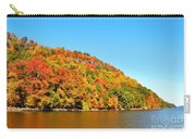 Hudson River Fall Foliage Carry-all Pouch