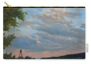 Hudson River Skyscape  Carry-all Pouch
