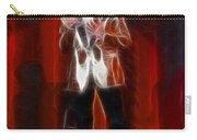 Huey Lewis-fractal Carry-all Pouch