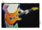 Huey Lewis-chris-gd0a-fractal Carry-all Pouch