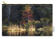 Huff Lake Reflection Carry-all Pouch