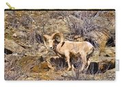 Huge Bighorn Carry-all Pouch
