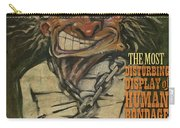 Hugh Dini Poster Carry-all Pouch