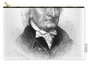 Hugh Williamson (1735-1819) Carry-all Pouch