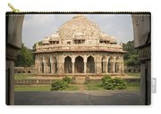 Humayuns Tomb, India Carry-all Pouch