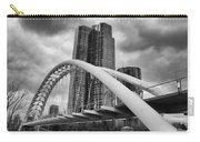 Humber River Arch Bridge 1392 Carry-all Pouch