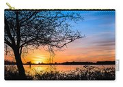 Humboldt Bay Autumn Sunset 1 Carry-all Pouch
