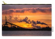Humboldt Bay Industry At Sunset Carry-all Pouch