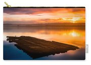 Humboldt Bay Spring Sunrise Carry-all Pouch