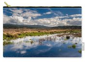 Humboldt Marshes In Spring Carry-all Pouch