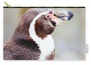 Humboldt Penguin Portrait Carry-all Pouch