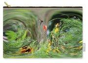 Humming Bird Digital Art Carry-all Pouch