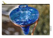 Hummingbird Drinking Crystal Carry-all Pouch