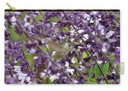 Hummingbird Flowers Carry-all Pouch