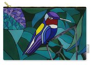 Hummingbird Hamlet Carry-all Pouch