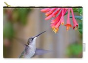 Hummingbird Happiness Carry-all Pouch