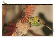 Hummingbird I Carry-all Pouch