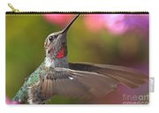 Hummingbird Intensity Carry-all Pouch