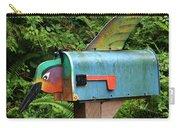 Hummingbird Mailbox Carry-all Pouch