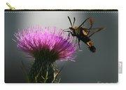 Hummingbird Moth II Carry-all Pouch