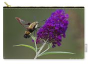 Hummingbird Moth Iv Carry-all Pouch