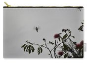 Hummingbird Silhouette I Carry-all Pouch