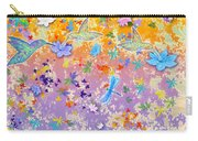 Hummingbird Spring Carry-all Pouch