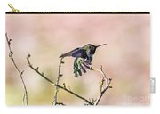Hummingbird Stretch Carry-all Pouch