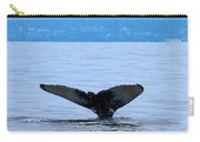 Humpback In Monterey Carry-all Pouch