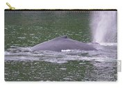 Humpback Spew Carry-all Pouch