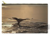 Humpback Whale Feeding Carry-all Pouch