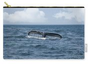Humpback Whale Fin Carry-all Pouch