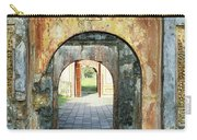 Hung Temple Arches Carry-all Pouch