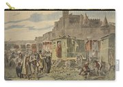 Hungarian Gypsies Outside Carcassonne Carry-all Pouch