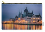 Hungarian Parliament Dawn Carry-all Pouch