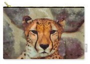 Hungry Cheetah Carry-all Pouch