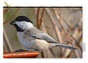 Hungry Chickadee  Carry-all Pouch