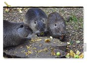 Hungry Critters Carry-all Pouch