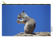 Hungry Ground Squirrel Carry-all Pouch